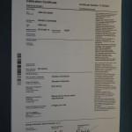 HMO-certifikat