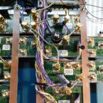 Detail kabeláže