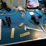 Příprava stříbření