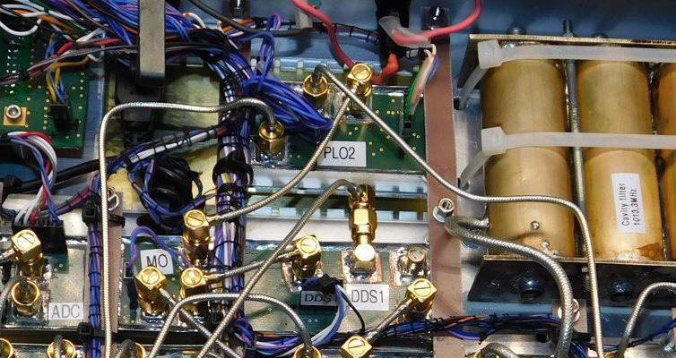 Stavba MSA – Modulárního Spektrálního Analyzátoru