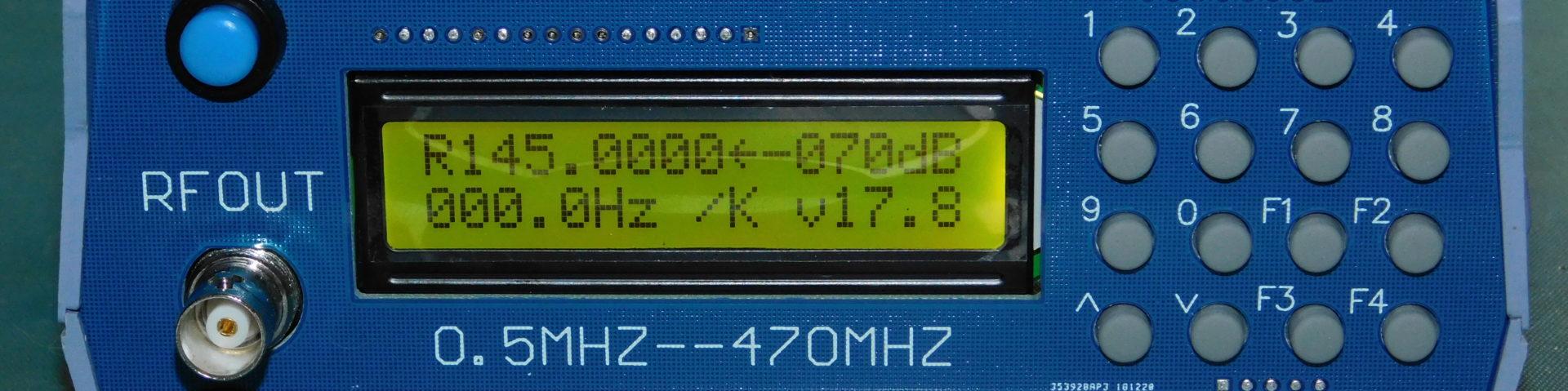 OK2HAZ – Michal Grygárek